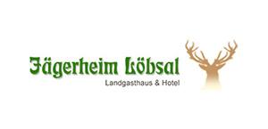 Jägerheim Löbsal Logo